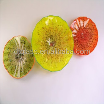 Art Glass Wall Plates, Art Glass Wall Plates Suppliers and ...