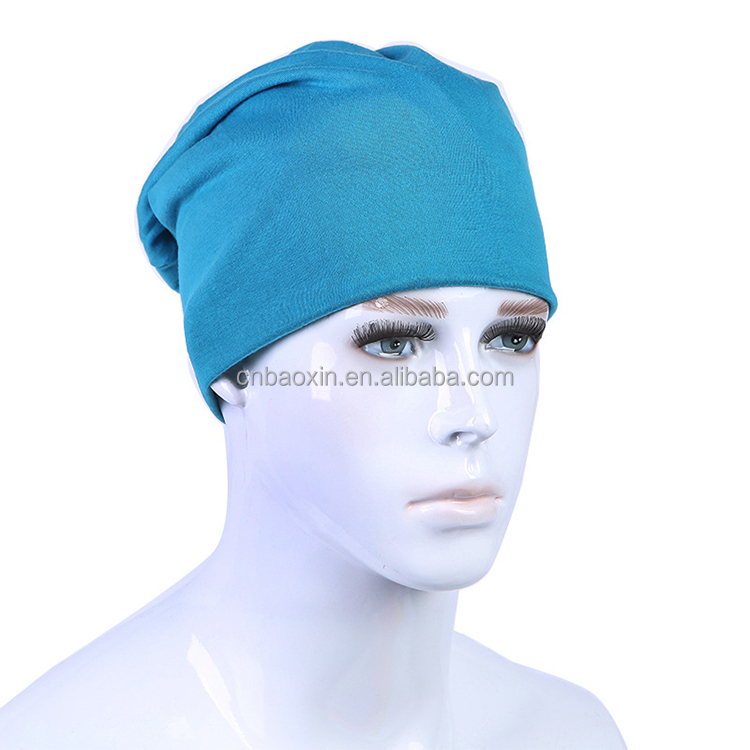 Wholesale Custom Winter Sports outdoor running beanie hat