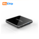H96 Max X2 Android tv box OS Android 8.1 LPDDR4 4GB eMMC 32GB Quad Core box tv android