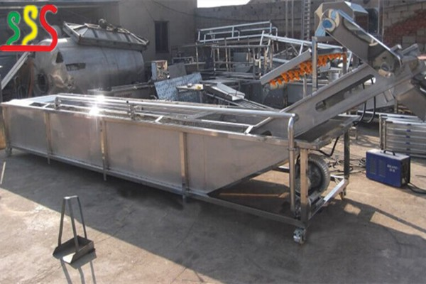 meat ball/fish/frozen meat ice glazing machine