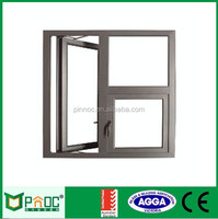 China made 50 series aluminium casement windows and doors with cheap price for South Africa market