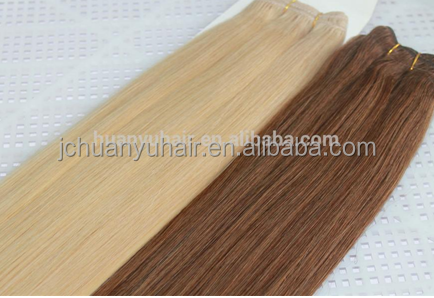 wholesale price human hair weft