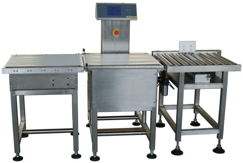 CWC-450NS Online checkweigher for poutry/chicken/beef/fish