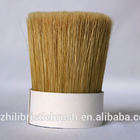 China factory 100% Pure Chungking Boiled Pig Bristle for quality paint brush