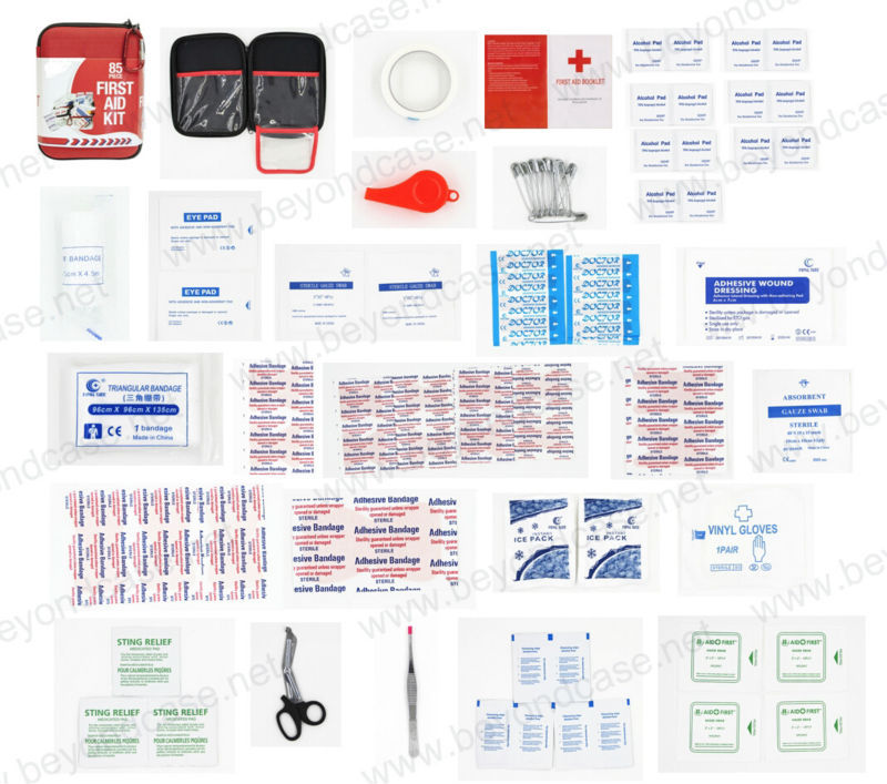 Emergency First Aid Kit - Tactical Trauma Kit - Bug Out Bag - Buy Emergency  First Aid Kit,Tactical Trauma Kit,Bug Out Bag Product on Alibaba com