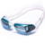 Silicone swiming goggles PVC package