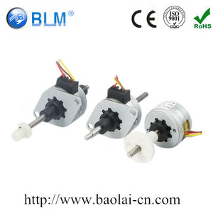 stepper motor lead screw