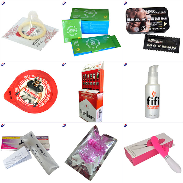 Free condoms and free shipping