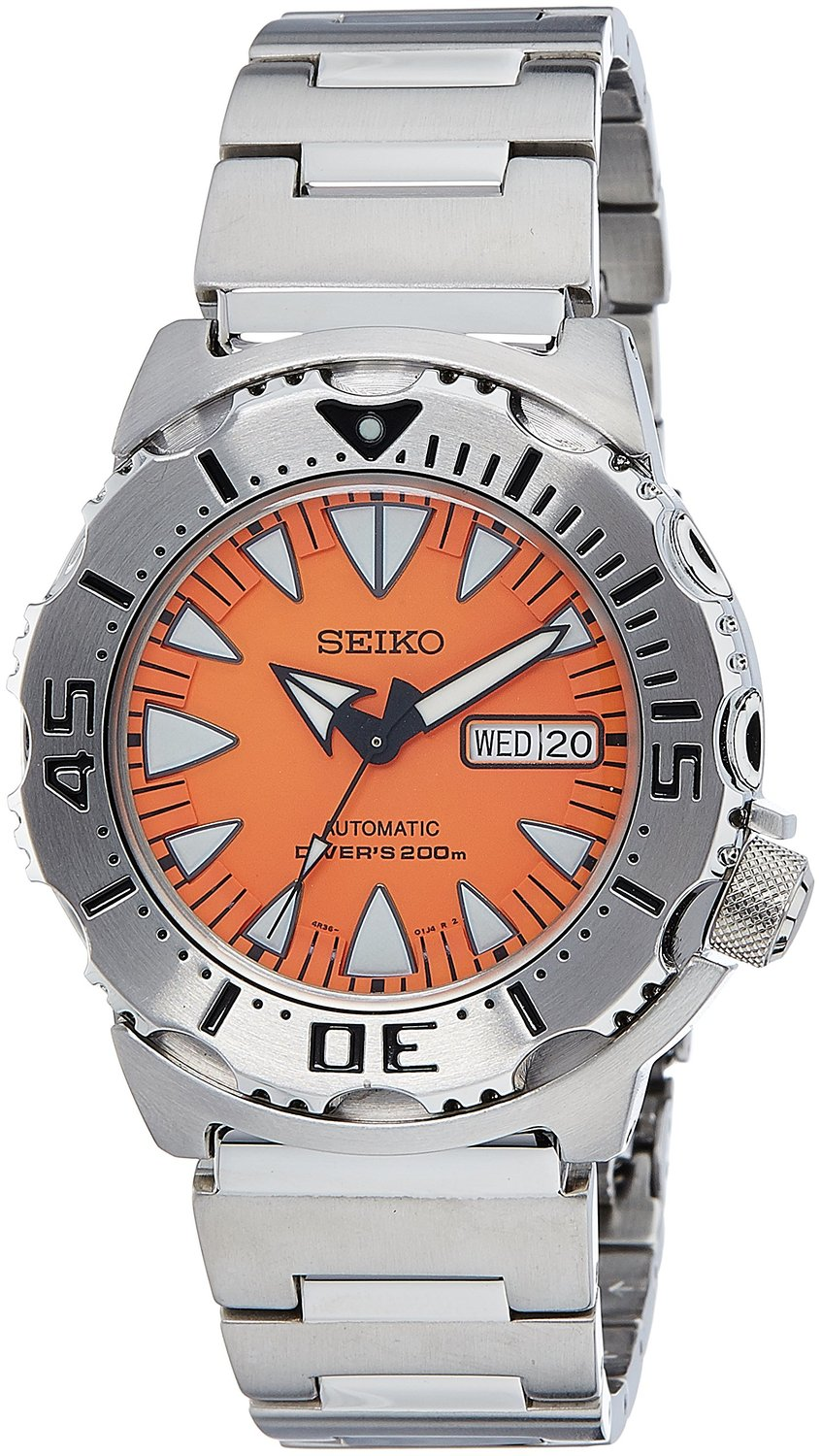 Get Quotations · Seiko Men s SRP309 Classic Automatic Dive Watch 87b010555e