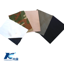 High density washable 3 layers carbon adsorbent garments &fabrics