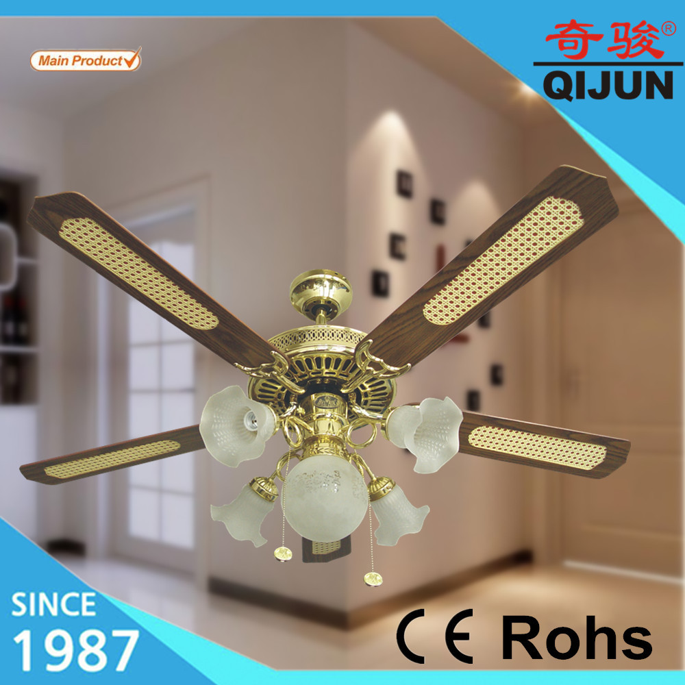 52 Led Neon Ceiling Fan Mdf Wooden Europe Vintage On Alibaba Com