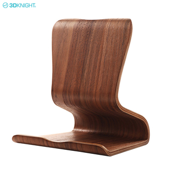 High quality Wooden table PC Mobile Phone Holder Display Stand