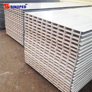 Eco friendly lightweight wall eps sandwich panels for Buy sips panels