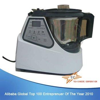 Multifunzione 9 In 1 Alimenti Termo Robot Da Cucina Macchina - Buy Robot Da  Cucina,Robot Da Cucina,Macchina Di Cottura Product on Alibaba.com