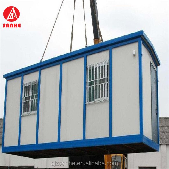 steel structure construction mobile/prefab/modular home