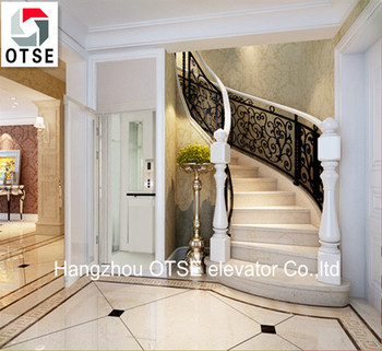 Otse cheap residential elevator price of small home for Elevator for home prices