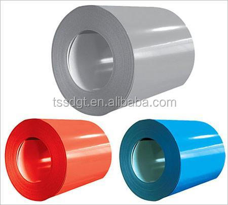 high-quality prepained galvanized steel coil/ppgi coil