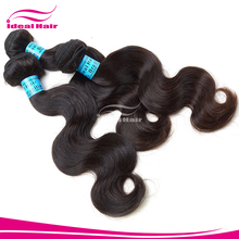 noble hair products new natural brown virgin hair of wholesale