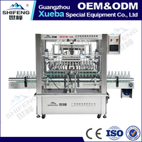 SFDYW-16 Automatic 16-head negative pressure type water bottling filling machines