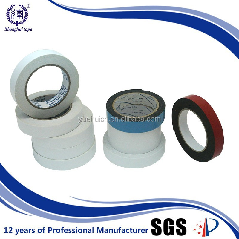 Hot Sale 3/2'' Acrylic Glue Double-Sided Tape
