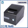 80mm restaurant thermal pos receipt printer with auto cutter