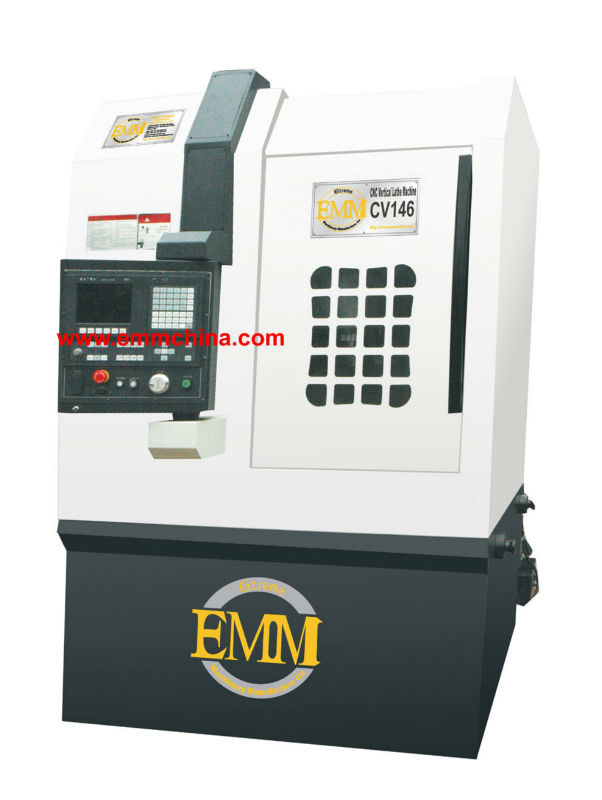 CV146 cnc cutter machine/lathe machine /lathe turning machine for metal