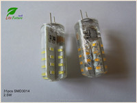 Wholesale price high lumen g4 led 220v lamp with various kinds
