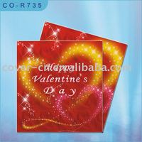 Valentine's Day Gifts Music / Voice Congratulation Cards