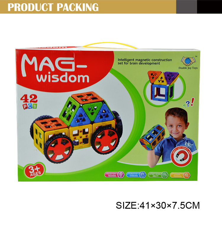 Best Magnetic Toys For Kids : Best selling building block magnetic toys for children
