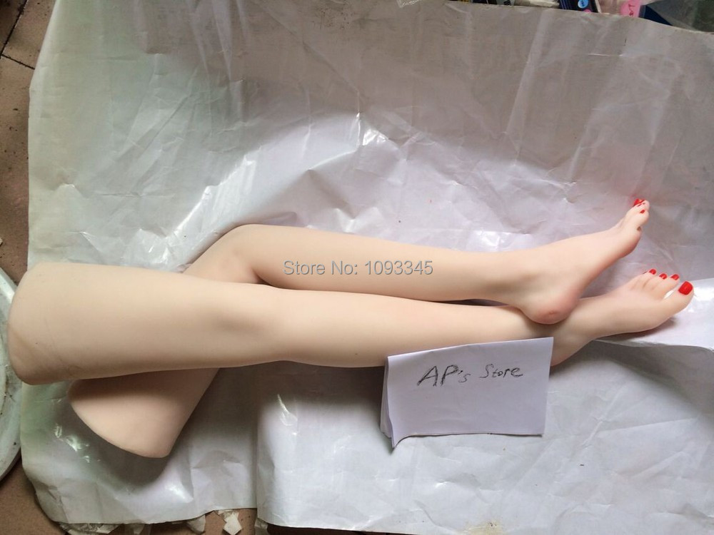 Tell me, Silicone feet sex toy