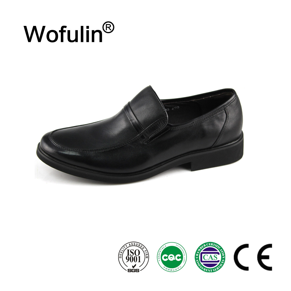 Flat Office Premium Genuine Leather Slip-on Casual Driver Formal Men Shoes
