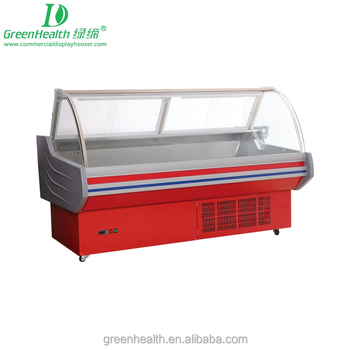 Butchery Kitchen Equipment : Green&health Deli Refrigerated Counter For Butchery Equipment Used Salad Bar Refrigerator For ...