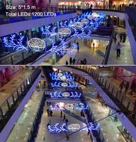 2015 Street Residential Poles Led Chasing Christmas Lights - Buy ...