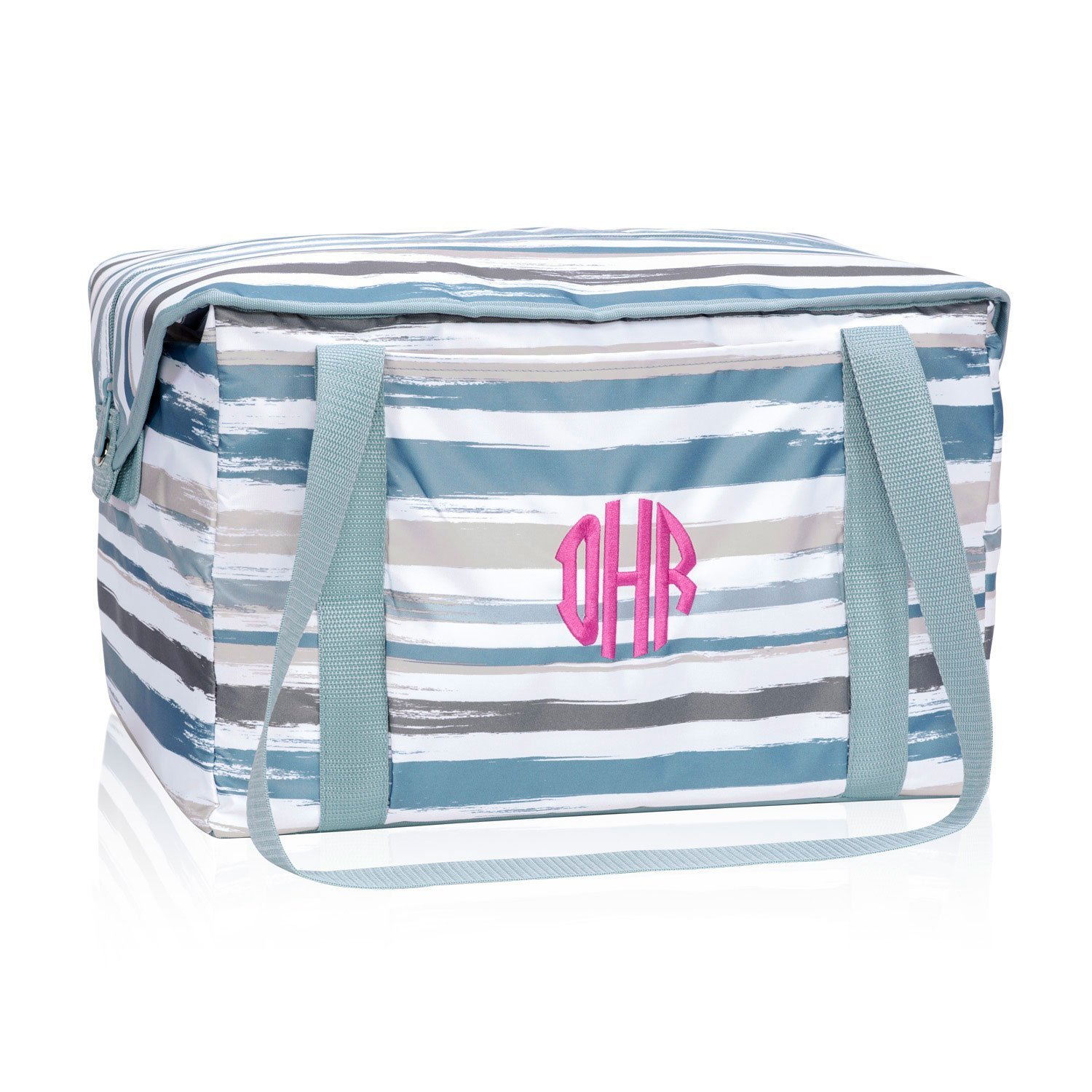 Thirty-One Fresh Market Thermal in Brush Strokes - No Monogram - 4181