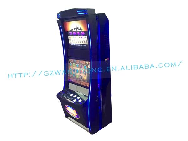Slot machine certification
