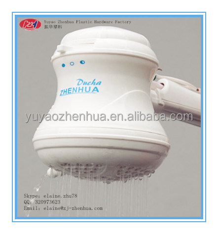 electric shower head water heater bathroom shower hot water heating device