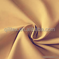 290T polyester lining fabric silk roll taffeta fabric price