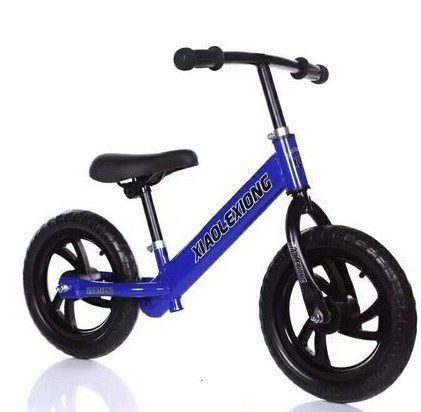 Children's balance bike, 2-8 years old children's scooter two wheel children's bicycle фото