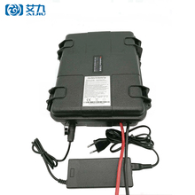 12V 50AH Rechargeable Deep Cycle Lifepo4 Battery Pack With BMS