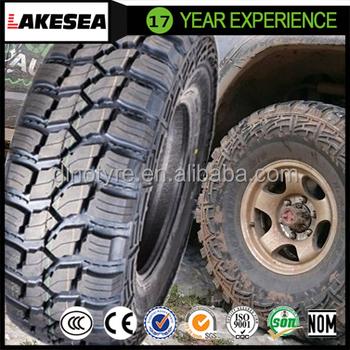 Lakesea Tires Off Road 4x4 Suv 32x10 5r15 Light Truck 33x12 5x15 Mud