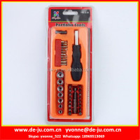 Small Screwdriver Hand Tool Kit Set