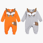 New Arrivals Custom Animal Jumpers New Born Baby Clothes 2017