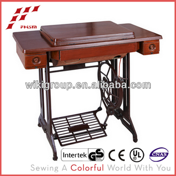 Domestic Treadle Sewing Machine Parts Table And Stand For Sale Buy Mesmerizing Pedal Sewing Machine Table