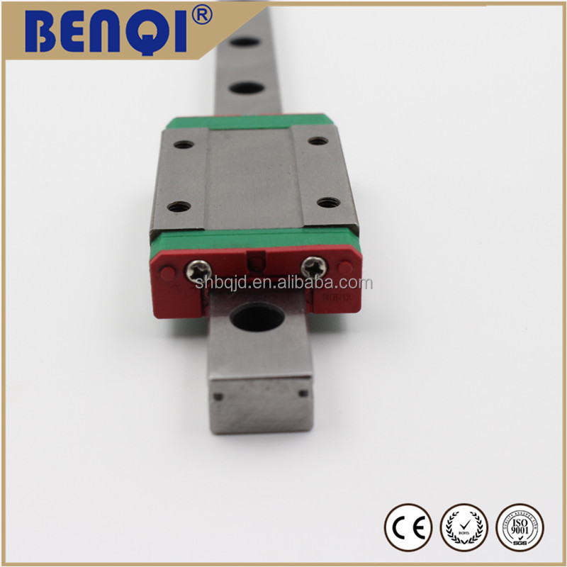 linear motion guide rail 7mm 9mm 12mm MGN7 MGN9 MGN12
