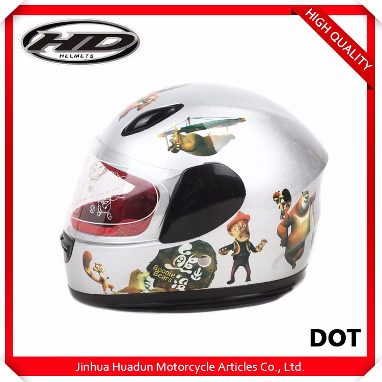High quality custom snowboard snow ski HD-203 kids helmet / kids welding helmet for children