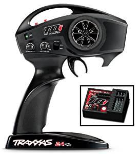 Traxxas E-Maxx *TQi 2-Channel Radio & 5-Ch Receiver* LINK 2.4GHz 6518/6509 (Revo