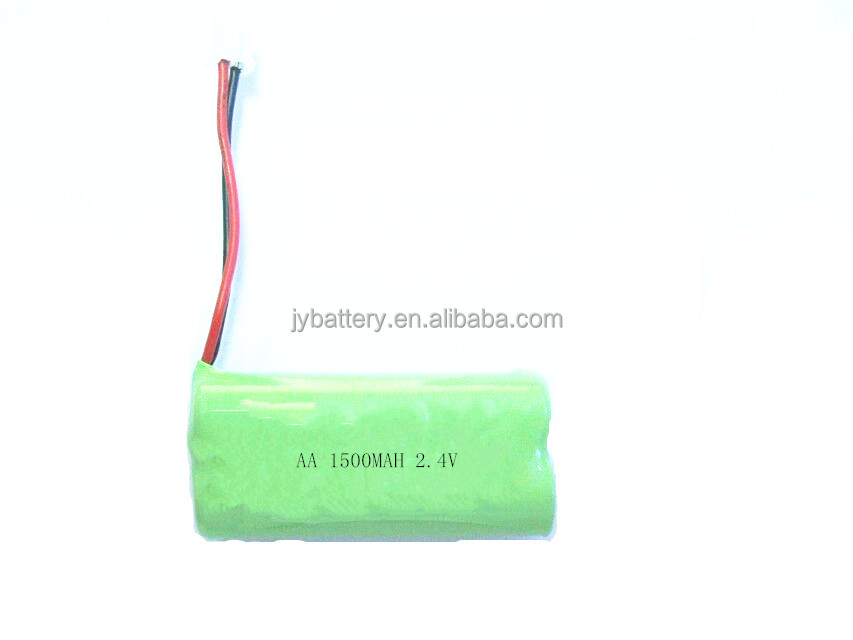 Nimh battery aa 2.4v 1500mah replacement battery for sony Baby Nursery Monitor