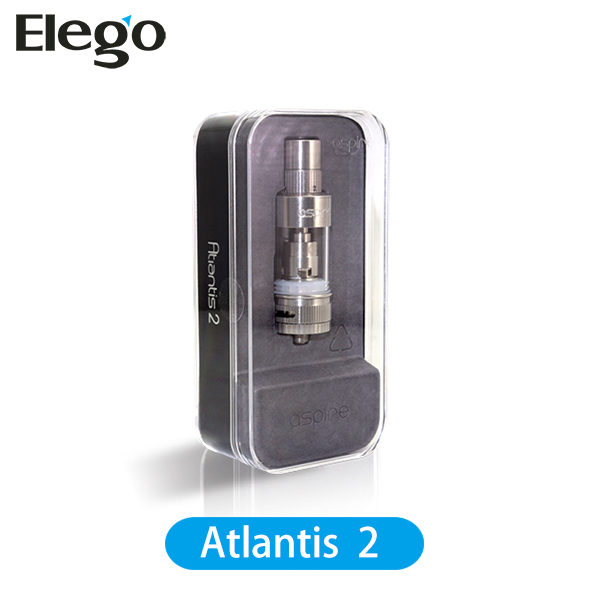 New Coming!!100% Original Aspire Atlantis Tank 3ml Sub Ohm Aspire Atlantis 2 Atomizer