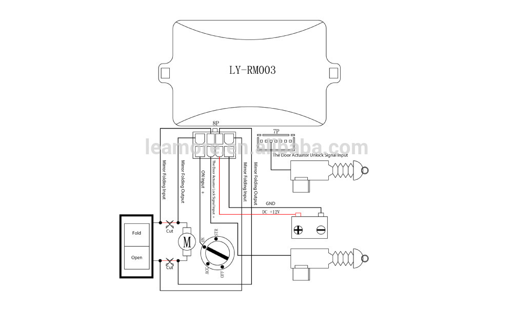 mirror wiring diagram 2015 camry se   35 wiring diagram