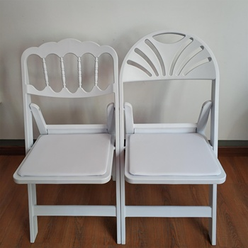 New style resin folding chair